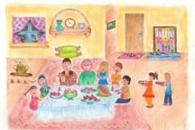 دانش آموز تبریزی عنوان ممتاز جشنواره نقاشی ژاپن را کسب کرد