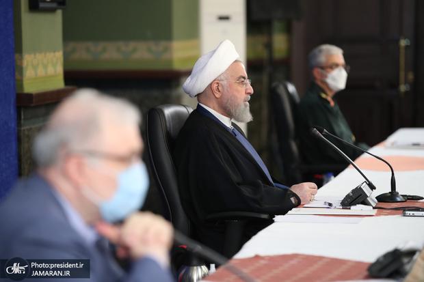 روحانی پروتکل های بهداشتی برای انتخابات را اعلام کرد