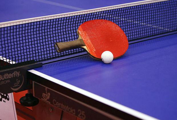 اردوی استعدادیابی تیم ملی تنیس روی میز در سی سخت برگزار می شود