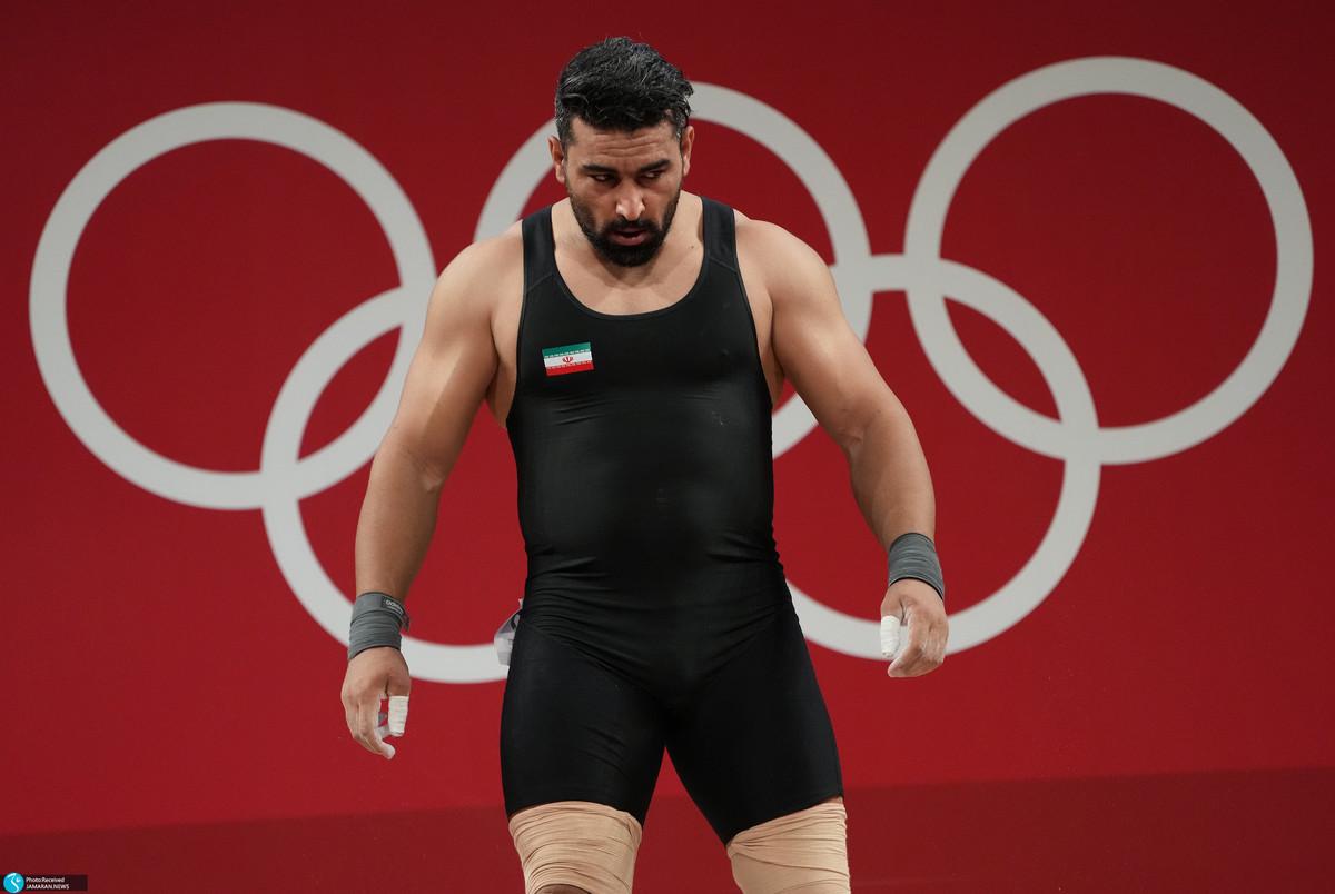 حال بد علی هاشمی پس از ناکامی در کسب مدال؛ توکیو احتمالاً آخرین المپیکم خواهد بود