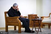 ماجرای اشکهای پنهان حاج قاسم کنار اروند و توسل به حضرت زهرا(س) چه بود؟