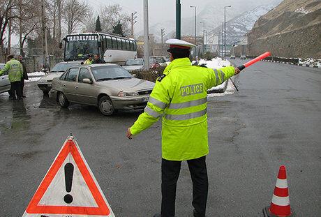 جاده هراز دوشنبه و سهشنبه هفته جاری مسدود میشود