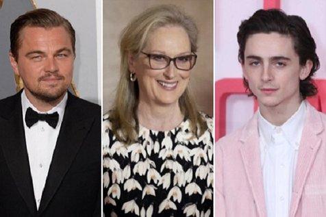 دی کاپریو، مریل استریپ و شالامه به فیلم جدید مککی پیوستند