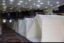 29 اردوگاه برای سیل زدگان در خوزستان برپا شده است