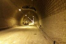 بازگشایی تونل پیامبر اعظم (ع) سه هفته دیگر طول می کشد