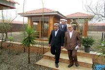 بازدید استاندار گیلان از مناطق گردشگری و اقامتی شهرستان رودسر