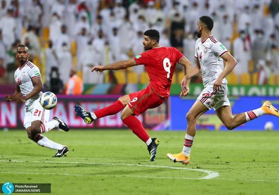 ایران - امارات مهدی طارمی