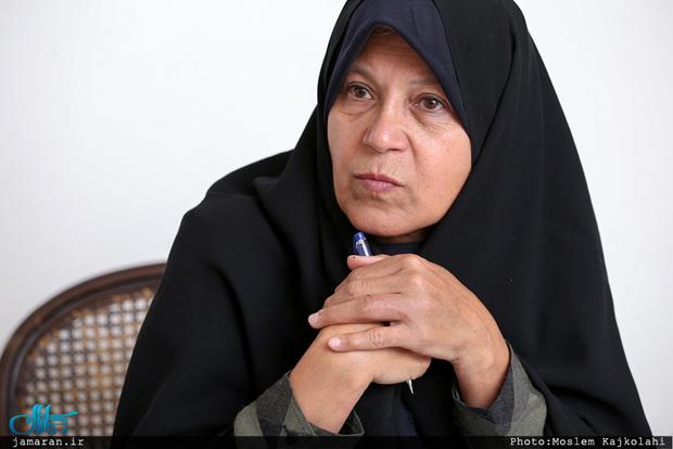 فائزه هاشمی: اگر از تایید صلاحیتم مطمئن بودم نامزد میشدم