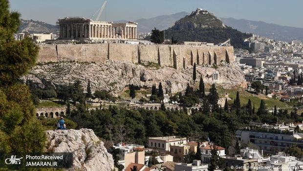 بازگشایی آثار باستانی یونان برای گردشگران