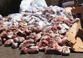 معدوم سازی 1.5 تن مواد گوشتی غیرمجاز در ماکو