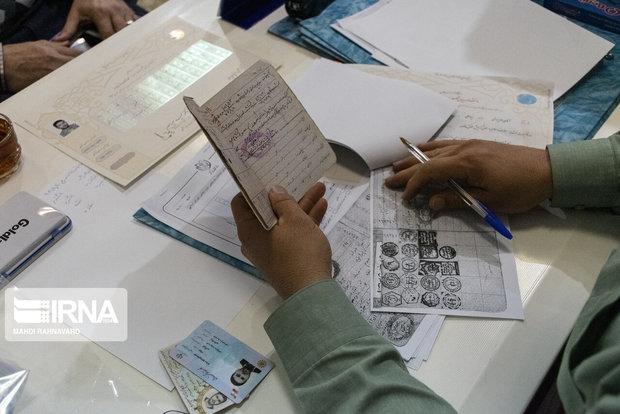 ۲۵ نفر روز اول در مازندران برای نمایندگی مجلس داوطلب شدند