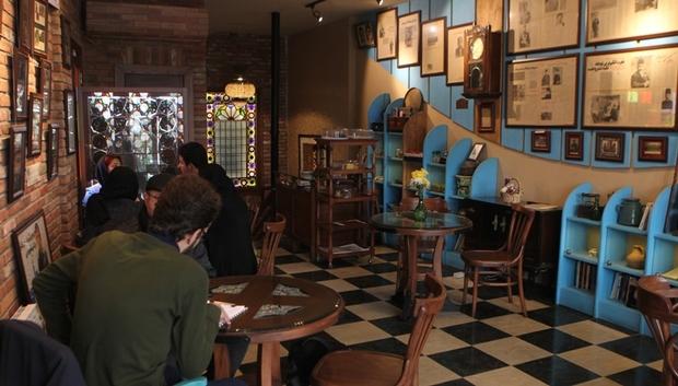 کافه موزه رشت، تفکری بدیع برای بازآفرینی فرهنگی