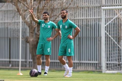 وحشت لژیونرها در اردوی تیم ملی و برگزاری دومین تست کرونا