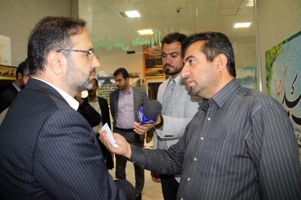 بازدید سرزده رئیس کل دادگستری البرز از دو مجتمع قضایی
