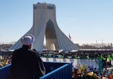 Iranians nationwide mark 41st anniversary of the Islamic Revolution