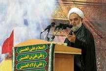 امام جمعه بجنورد: عزاداری ها باید ایمان و معرفت مردم را ارتقا دهد
