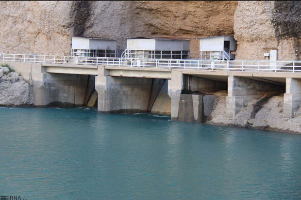 ورودی آب به خوزستان ۶۰۰ میلیون مترمکعب کاهش دارد