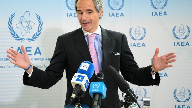 استقبال مدیرکل آژانس بینالمللی انرژی اتمی از توافق با ایران