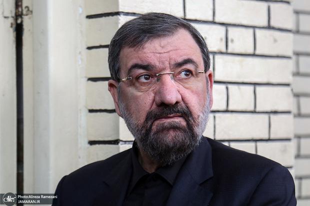 محسن رضایی از ادامه انتقام سخت و آرامش قبل از طوفان خبر داد