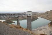 توقف آبگیری سد ابیورد در شمال خراسان رضوی