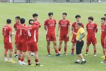 سرمربی تیم ملی ویتنام: حریف قدرتمندی مقابل ما به میدان میرود