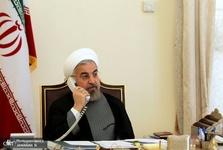 گفت و گوی تلفنی روحانی با امیر قطر در خصوص بحران کرونا