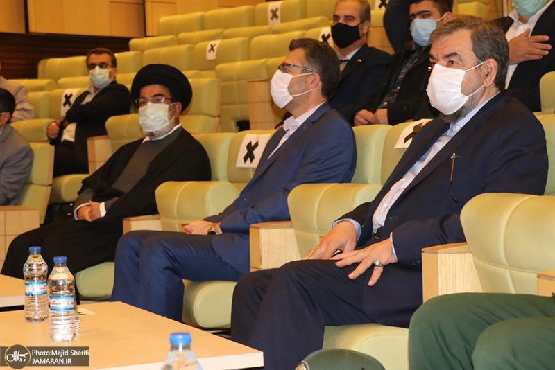 بازدید دبیرمجمع تشخیص مصلحت نظام از بیت و زادگاه امام خمینی(س)