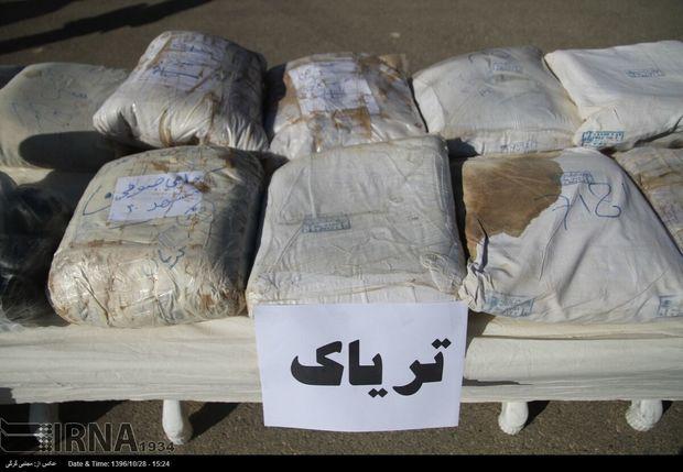 باند بزرگ قاچاق موادمخدر در مرزهای سیستان و بلوچستان منهدم شد