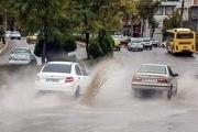 ورود سامانه جدید بارشی به کرمانشاه  هشدار آبگرفتگی معابر