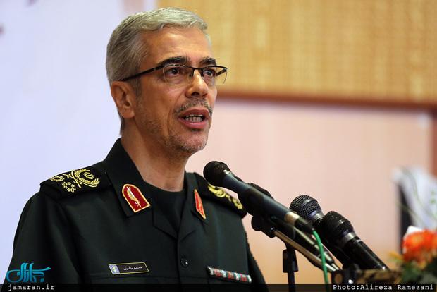 سرلشکر باقری: نیروهای مسلح نسبت به مجازات تروریستها اقدام خواهند کرد