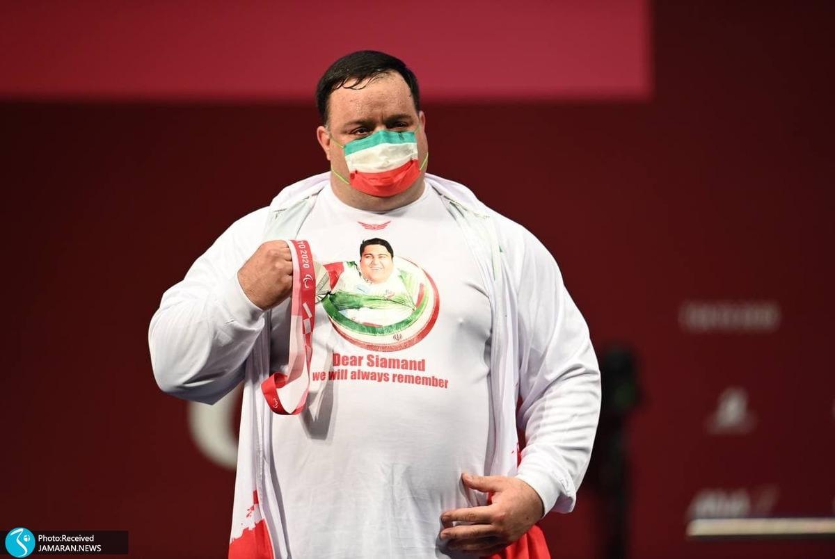 منصورپورمیرزایی: با نبود سیامند توکیو تلخ ترین مسابقه زندگی ام شد/ مسئولان هیچ گاه شرایط سخت معلولان را درک نمی کنند