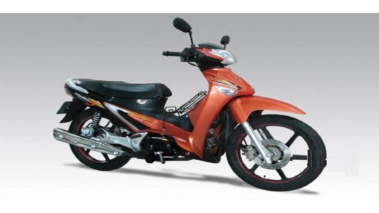 موتورسیکلت پیام ۱۲۵
