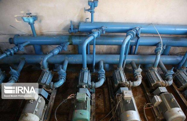 تأمین و توزیع آب شرب در اکثر نقاط گیلان بهبود مییابد