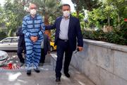 تصاویر/ اولین جلسه رسیدگی به اتهامات معاون اجرایی سابق حوزه ریاست قوه قضاییه