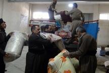 کاروان کمکهای مردمی کردستان راهی استانهای سیلزده شد