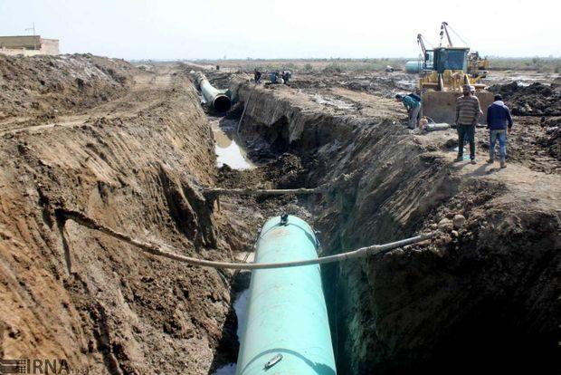 استانداران شرق کشور به ضرورت انتقال آب از دریای عمان تاکید کردند