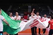 اشک شوق والیبال نشسته ایران پس از ضرب هفتمین مدال طلا در تاریخ پارالمپیک+ تصاویر