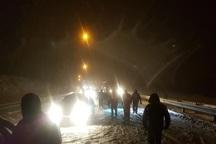هلال احمر خراسان شمالی به 2029 مسافر امدادرسانی کرد