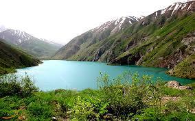 ورود گردشگر به دریاچه گهر دورود ممنوع شد