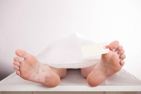 بدن انسان پس از مرگ حرکت می کند؟!