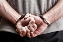 دستگیری مردی که همسرش را با چاقو به قتل رساند