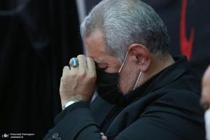 مراسم شهادت امام جعفر صادق(ع) با حضور آیت الله العظمی وحید خراسانی