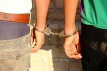 دستگیری 2 سارق حرفه ای در بهبهان