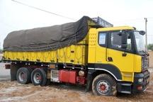 کشف MDF میلیاردی قاچاق در خرم آباد