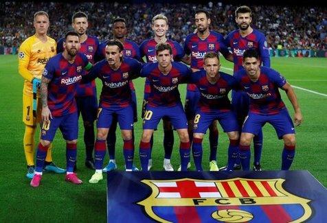 از زلاتان تا کوتینیو در ترکیب منتخب بدترینهای بارسلونا/ عکس