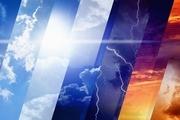 هشدار هواشناسی نسبت به وقوع رگبار و رعد وبرق در برخی استانها