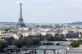 شنیده شدن صدای انفجار مهیب در پاریس