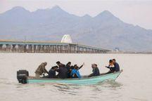 زمینه استفاده از ظرفیت گردشگری دریاچه ارومیه فراهم شود