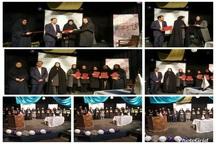 جشن میلاد یاس به مناسبت روز زن در قزوین برگزار شد