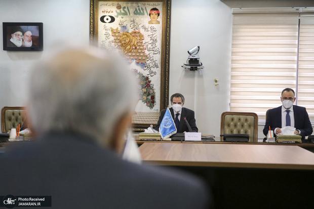 گروسی: آژانس اتمی همچنان برای سه ماه فعالیتهای راستیآزمایی در ایران را ادامه میدهد/ این تفاهم فنی ما را به جایی میرساند که مذاکرات سیاسی انجام شود